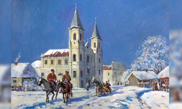 Kościół i klasztor Jezuitów w Żytomierzu