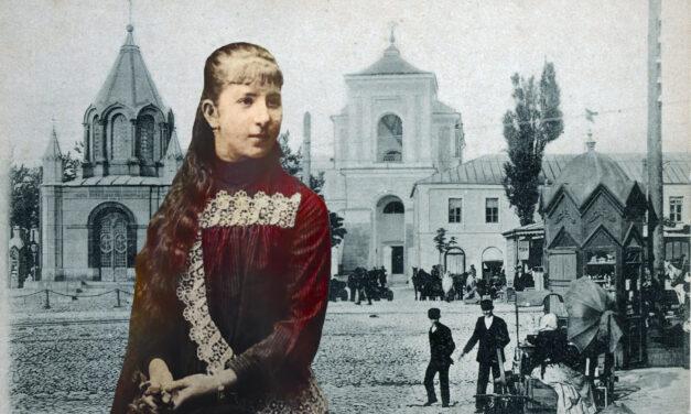 Róża Czacka a Żytomierz