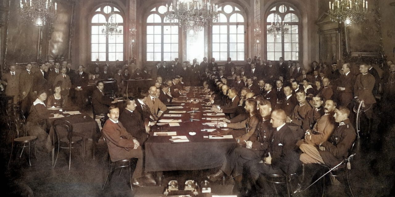 Stulecie podpisania traktatu ryskiego – czy odzyskamy 46 ton złota?