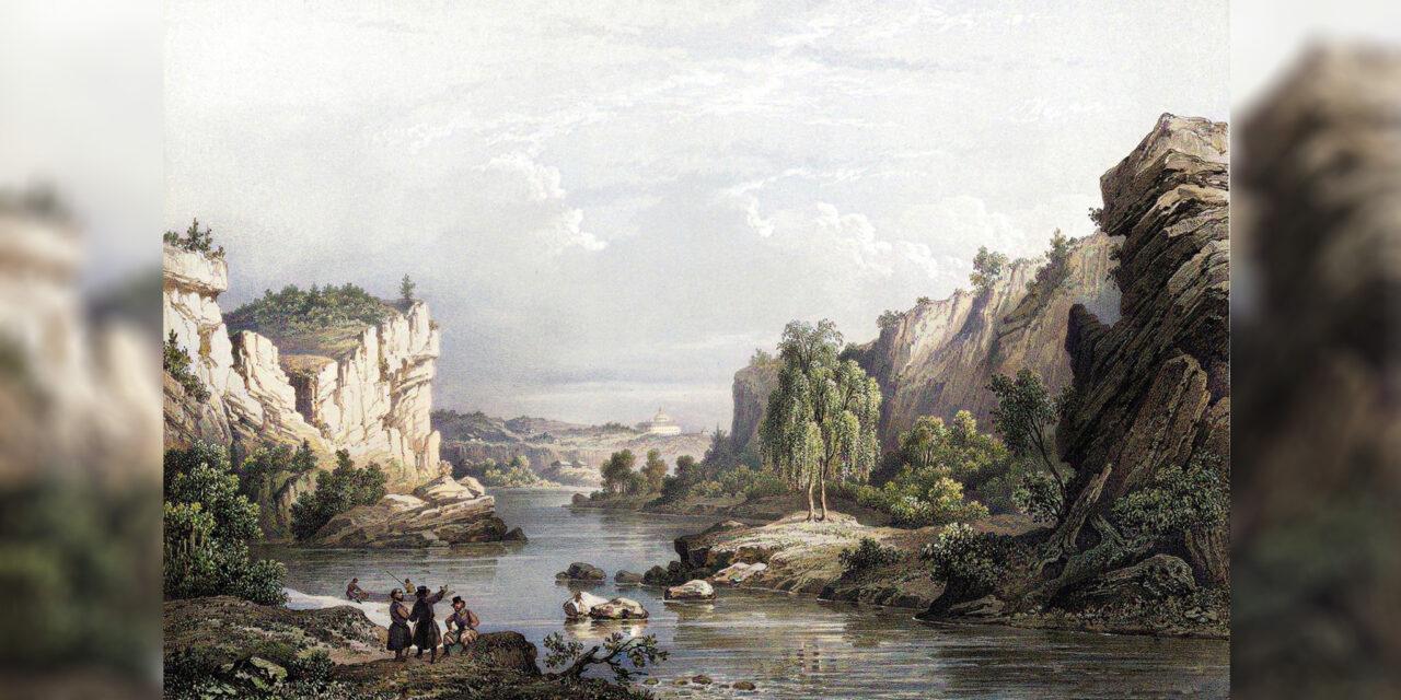 Szwajcaria wołyńska. Malownicze okolicy Żytomierza (ryciny i pocztówki)