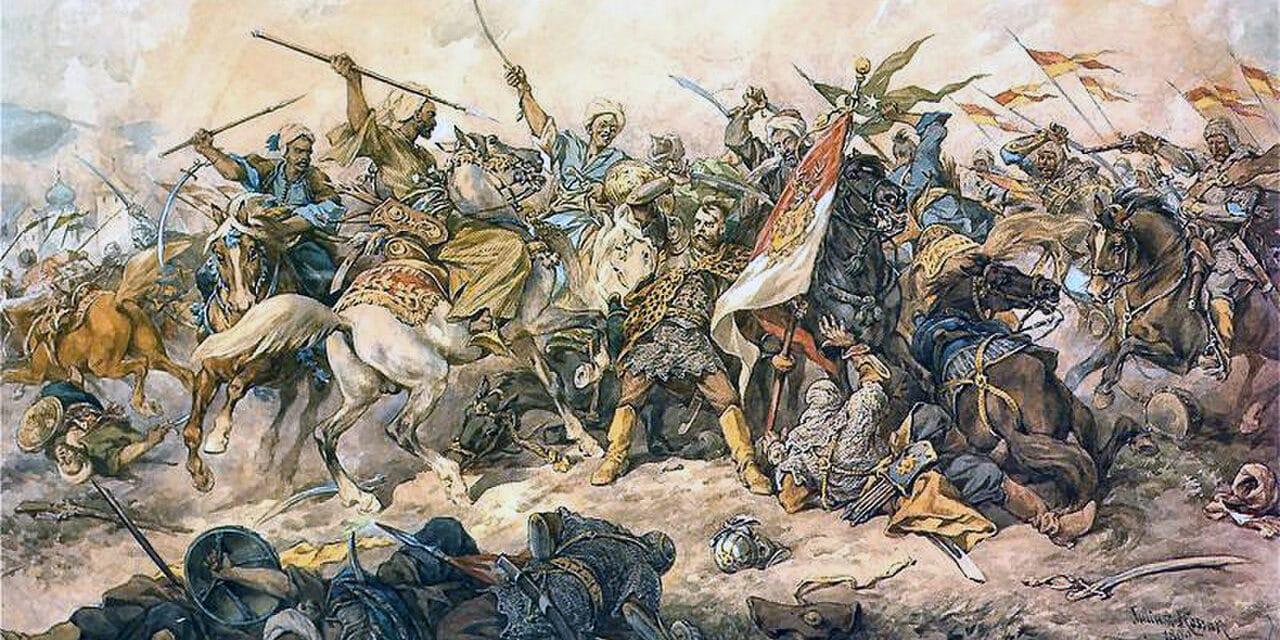 Operacja chocimska roku 1621, czyli jak Polacy, Litwini i Kozacy zatrzymali wojska pół-Azji